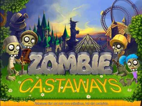 Взломанная Zombie Castaways на много денег