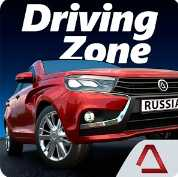 Взломанный Driving zone: Russia (Мод)