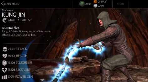 Mortal Kombat X взломанный на много денег