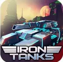 Взлом Iron Tanks (Мод много денег)