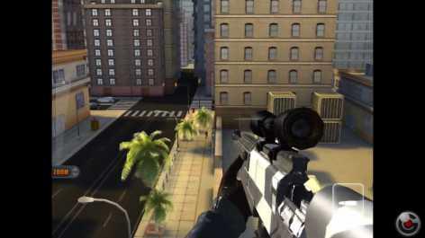 Взломанный Sniper 3D Assassin на много денег