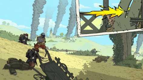 Взломанный Valiant Hearts: The Great War