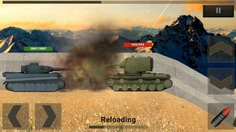 Tanks:Hard Armor взломанный на много денег