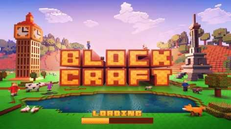 Взломанная Block Craft 3D на много денег