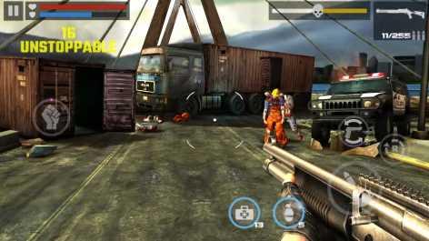 Dead Target: Zombie взломанный (Мод много денег)