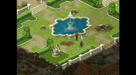 Дивный Сад взломанный