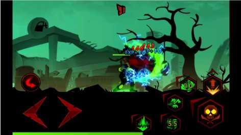 League of Stickman Zombie полная версия
