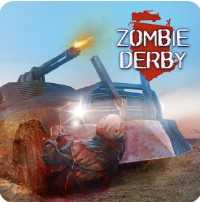 Мод Zombie Derby (взломанный на много денег)