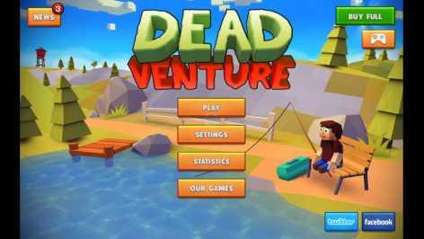 Взломанная Dead Venture (full)