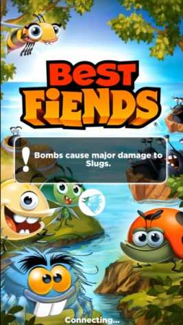 Best Fiends взломанная