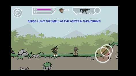 Doodle Army 2 : Mini Militia взлом