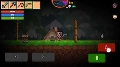 Pixel Survival Game 2 взломанная