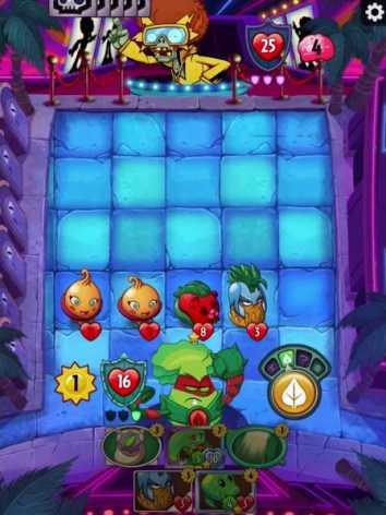 Взлом Plants vs. Zombies Heroes (Чит)