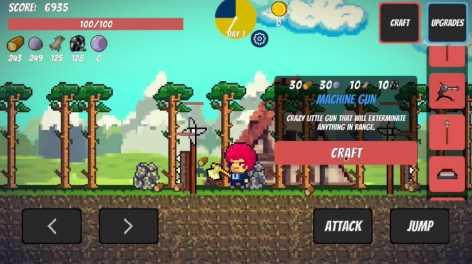 Взлом Pixel Survival Game (Мод)