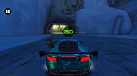 Взломанная Cyberline Racing (Чит)