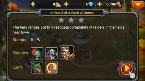 Взлом Heroes Charge