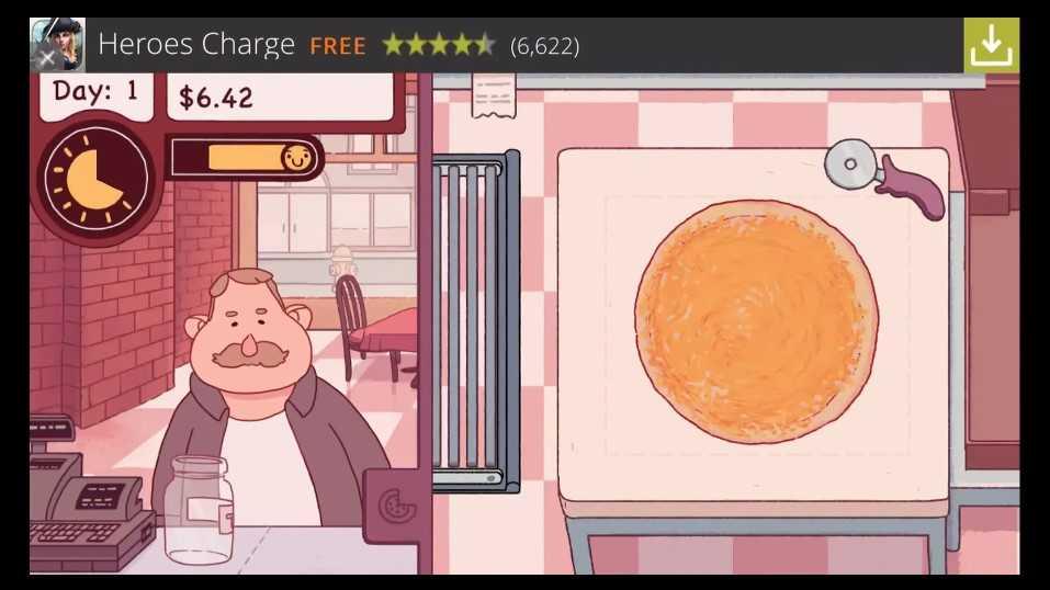 Скачать Игру На Андроид Хорошая Пицца Отличная Пицца - фото 2