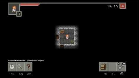 Pixel Dungeon взломанная (Мод много жизней)