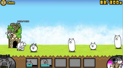 Взлом The Battle Cats