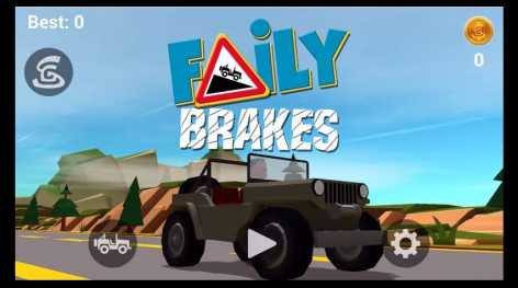 Взлом Faily Brakes (Мод много денег)