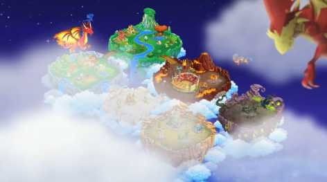 Dragon City взломанная (чит)