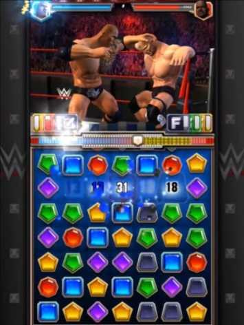 WWE: Champions взломанная (Мод)