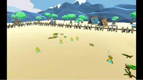 Epic Battle Simulator взломанный (Mod: много денег)