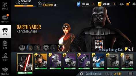 Взлом Звездные Войны: Арена Силы