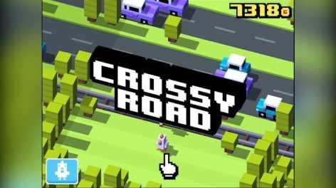 Crossy Road взломанный