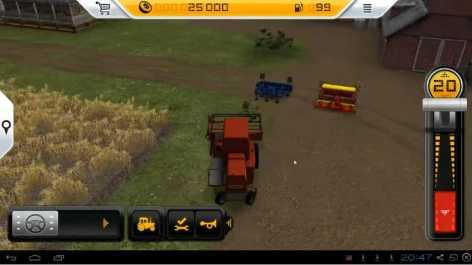 Взлом Farming Simulator 2014 (Чит много денег)