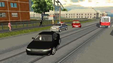 Мод Криминальная Россия 3D. Борис (взломанная на много денег)