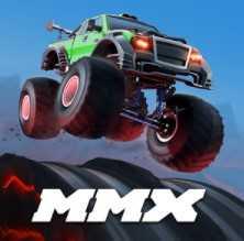 MMX Hill Climb взломанная версия