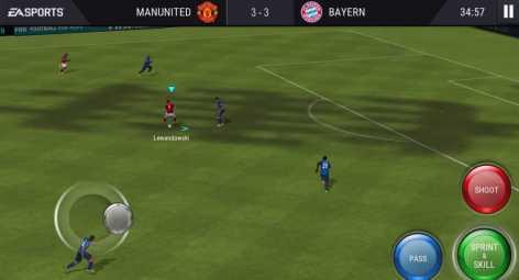 FIFA Mobile Футбол взломанная на много денег