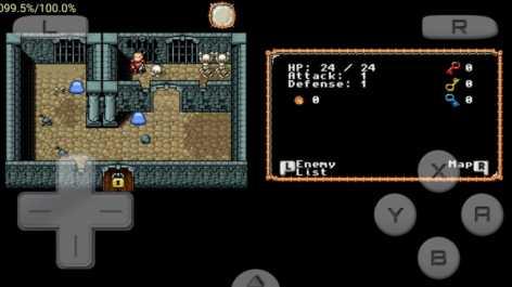 DraStic DS Emulator полная версия