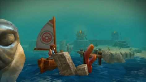 Oceanhorn полная версия