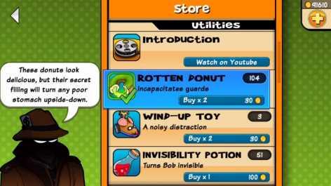 Взломанный Robbery Bob