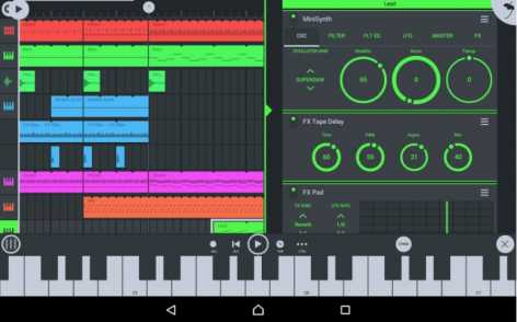 FL Studio Mobile (full)