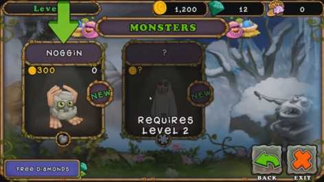 Взлом My Singing Monsters (читы)