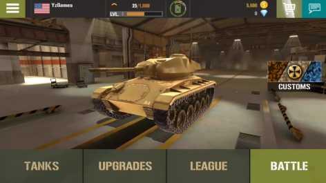 Взлом War Machines: Игра про танки (Мод бесконечные деньги)