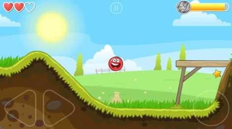 Взломанный Red Ball 4