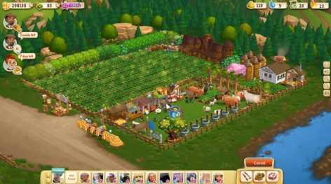 FarmVille 2 Cельское уединение взломанная