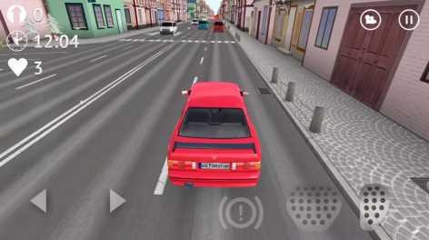 Driving Zone: Germany взломанный (много денег)