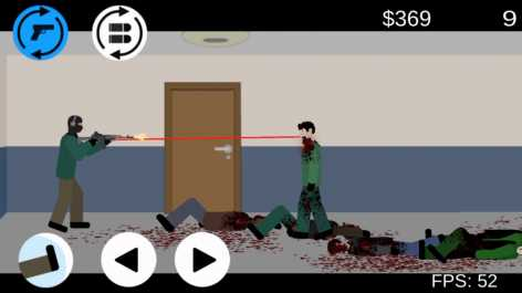 Flat Zombies:Cleanup & Defense взлом на деньги