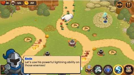 Взлом Realm Defense: Hero Legends TD (Мод бесконечные деньги)