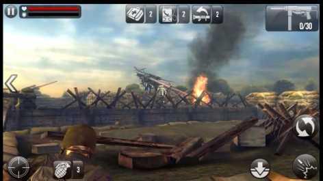 Frontline Commando: Normandy взломанная