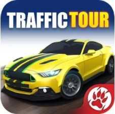 Traffic Tour (Мод много денег)