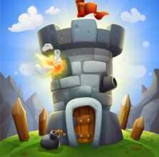 Tower Crush взломанная (Мод много денег)