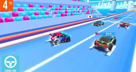SUP Multiplayer Racing взломанный (Мод много денег)