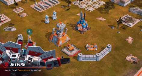 Взломанный Transformers: Earth Wars