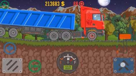 Best Trucker взломанная